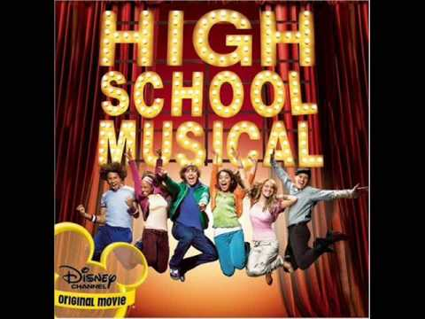 High School Musical - I Can't Take My Eyes Off Of You