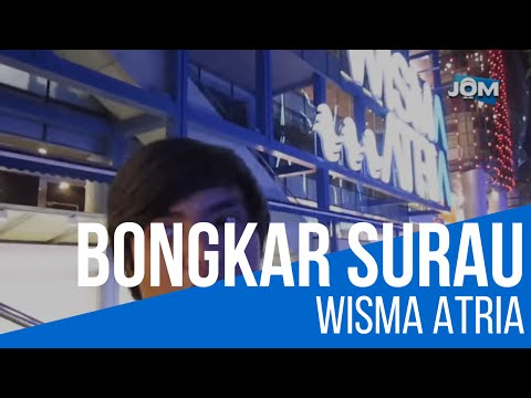Bongkar Surau @ Wisma Atria