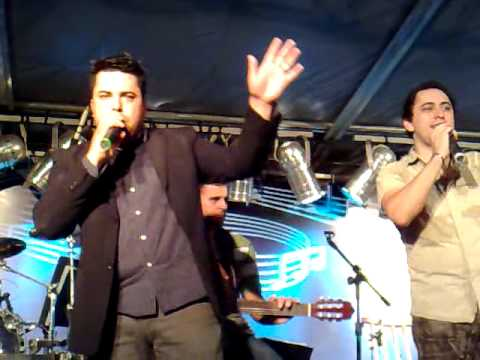 Anderson Barone e Gerson rufino em gideoes-2009 Travel Video
