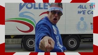 Gioca Volley S3 in sicurezza - Genova: Lucchetta, Papi e la carica dei 3300