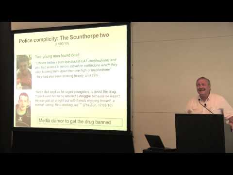 Professor David Nutt — Wellington Talk