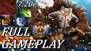 [FULL GAME] JEBAITING LIKE A PRO! Juggernaut Ranked Gameplay Commentary Dota 2 [IMMORTAL]