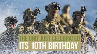 2nd Commando Regiment conduct counter-terrorism training
