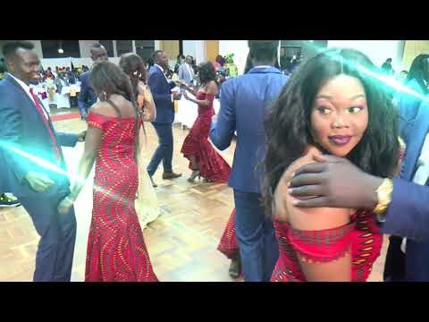 Achai & Domonic First Dance