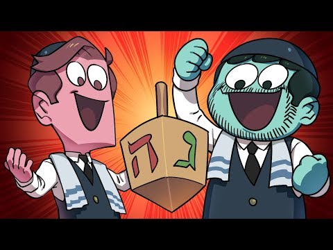 SuperMega's Hanukkah Special