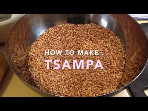 how-to-make-tsampa-(roasted-barley-flour)