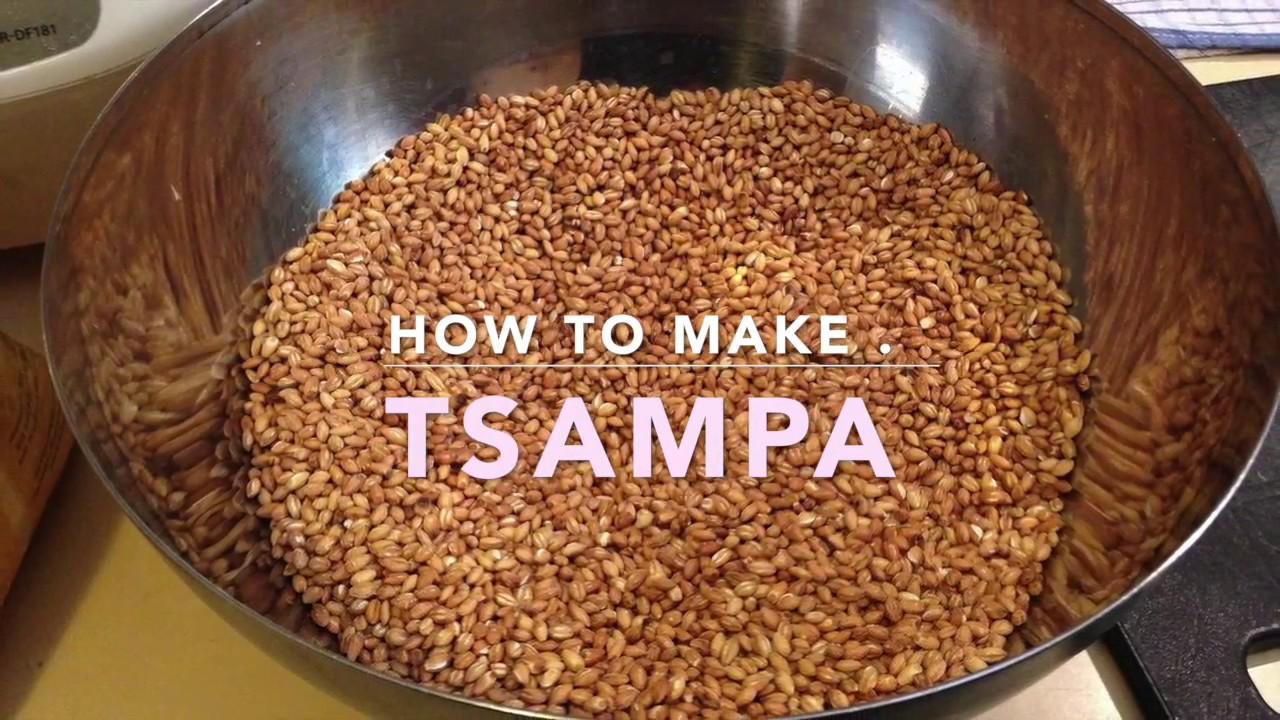 How to make a barley 17