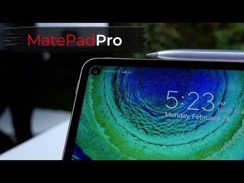 Huawei MatePad Pro 2020 - лучший конкурент IPad Pro на Android? Быстрый обзор!