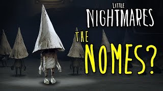 NOMES ARE THE CHILDREN?! - Little Nightmares + The Hideaway EXPLAINED! | Theories
