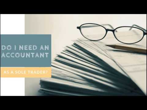 Setting Up Accounts for a Sole Trader - A Beginner's Guide – Bytestart