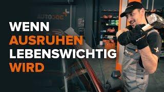 Spurkopf am VW T4 Transporter wechseln - kostenlose Video-Tipps