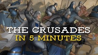 Gambar cover The Crusades in 5 Minutes