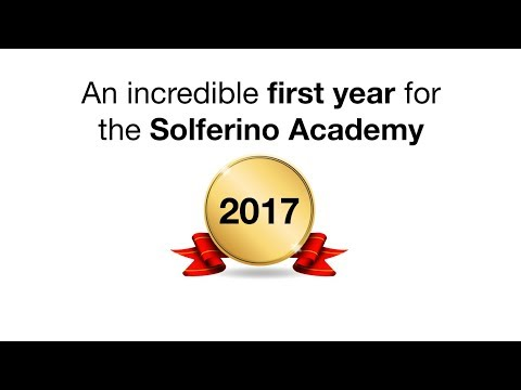 Solferino Academy Highlights 2017