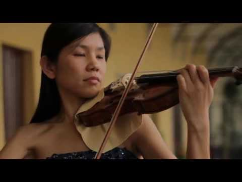 Paganini: Cantabile op. 17   Keiko Yamaguchi, violin