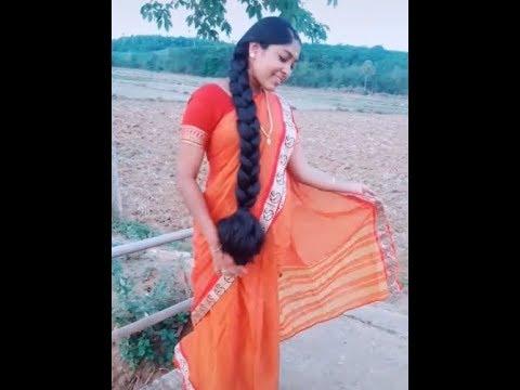 indian-long-hair-play-thick-hair-viral-video-26---part1