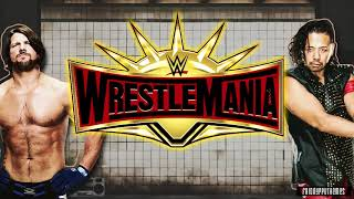 """WWE Wrestlemania 35 Official Promo Theme Song - """"New York Groove"""" + Download Link"""