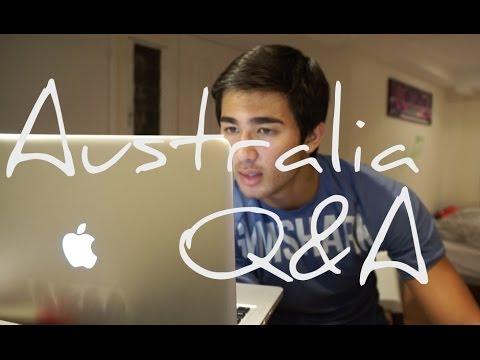 Australia international students life Q&A