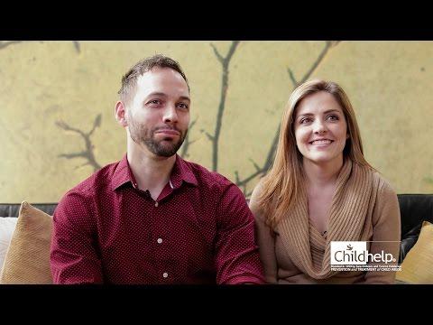 Jen Lilley & Jason Wayne's Story about Childhelp Foster Care