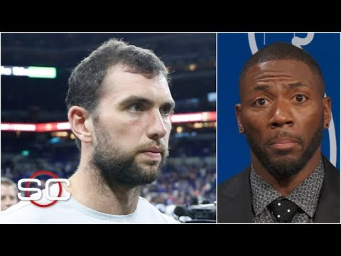 Andrew Luck's retirement