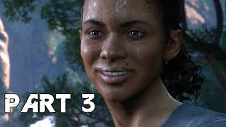 UNCHARTED THE LOST LEGACY Walkthrough Gameplay Part 3 - Nadine (PS4 Pro)