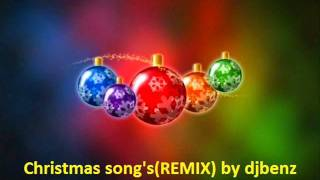 Christmas song mix by dj benz