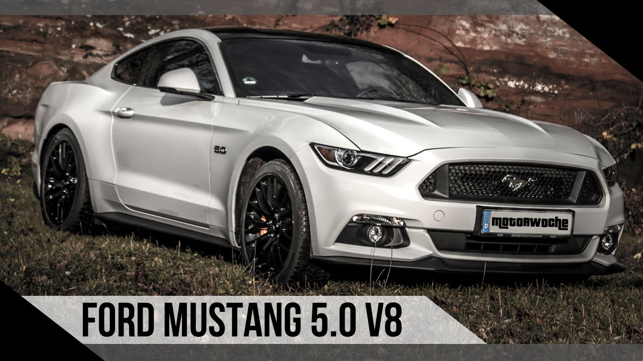 motorwoche ford mustang gt 5 0 v8 test german deutsch youtube. Black Bedroom Furniture Sets. Home Design Ideas