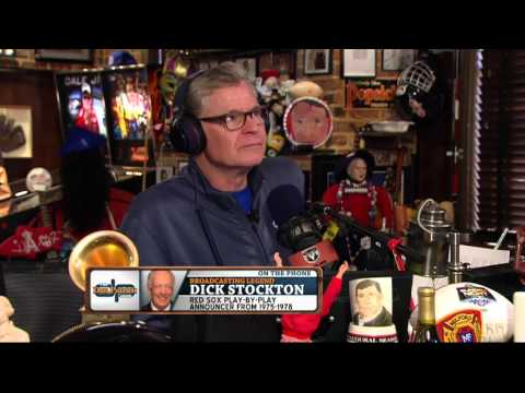 Dick Stockton on The Dan Patrick Show (Full Interview) 04/20/2016
