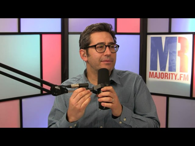 Betsy DeVos Smiles & Guns For Public Education - MR Live - 01/18/17