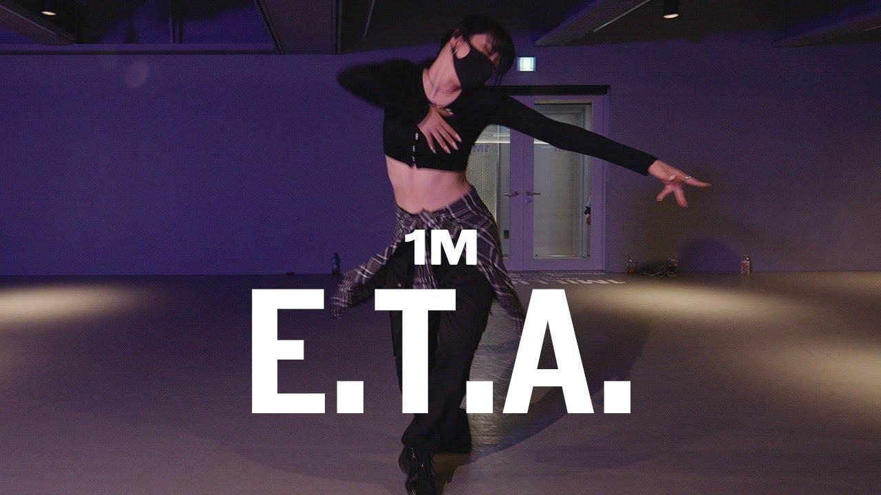 Justin Bieber - E.T.A. / Youn Choreography