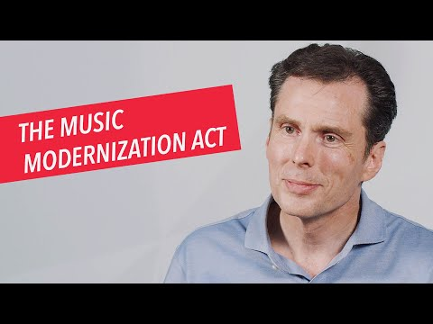 Understanding the Music Modernization Act | Songwriting | Music Publishing | Royalties | Streaming