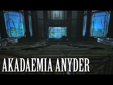 FFXIV OST Akadaemia Anyder Theme ( Shadows Withal )