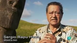 ¿Cómo fueron transportados los moai?