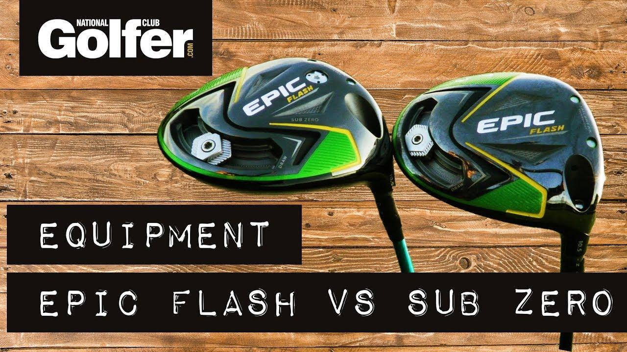 Callaway Epic Flash driver review - Golf Equipment