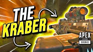 DOING WORK WITH THE KRABER!