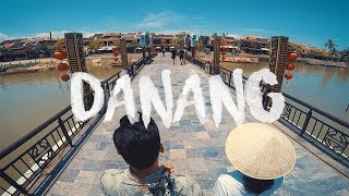 First time in Danang - VIETNAM 2017