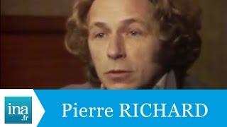 """Pierre Richard """"C'est pas moi, c'est lui"""" - Archive INA"""