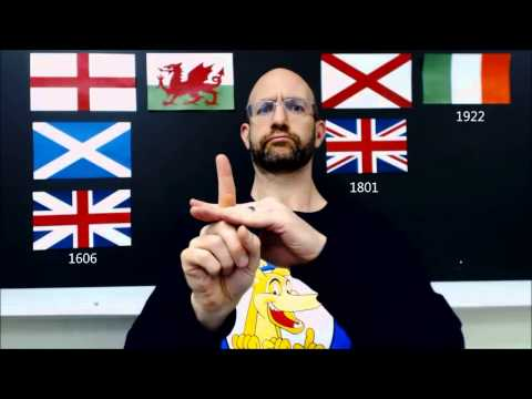 History of the United Kingdom and Ireland Flags | ASL - American Sign Language