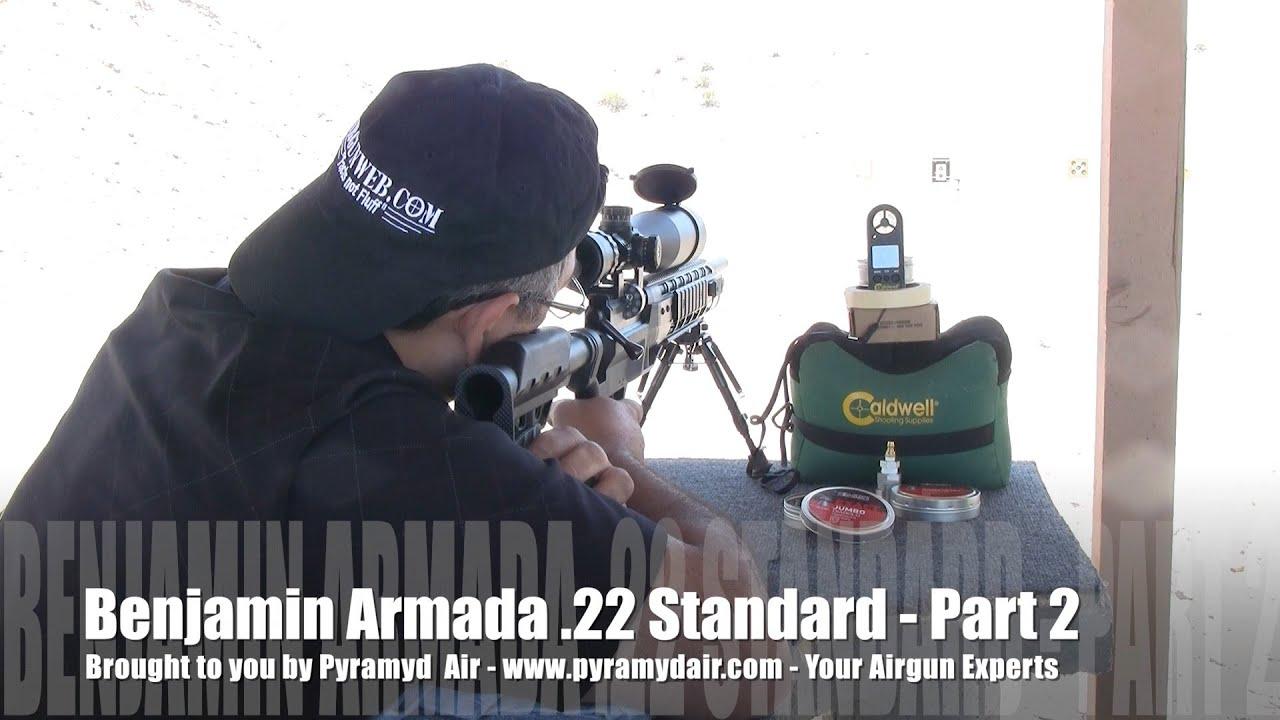 Benjamin armada - Airgun Nation