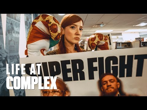 IT'S TIME TO FIGHT, MAYWEATHER vs McGREGOR! | #LIFEATCOMPLEX