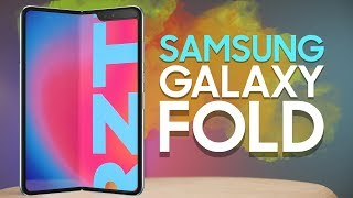 Обзор Samsung Galaxy Fold - первый складной