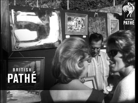 Prison Art At San Quentin   (1963)