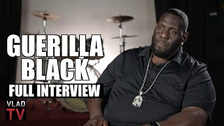 Guerilla Black on Biggie, Game, Daz, $20M Credit Card Fraud Case, 9 Years in Prison (Full Interview)