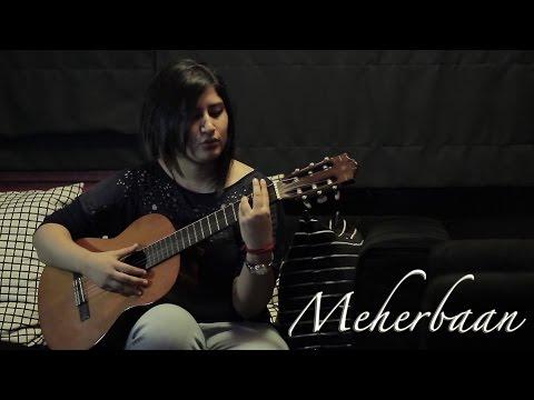 Meherbaan | Bang Bang | Vishal Shekhar | Cover | Deeksha Toor