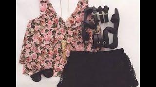 Thrift Stylist: Thrift Haul Weekend Lookbook Thumbnail