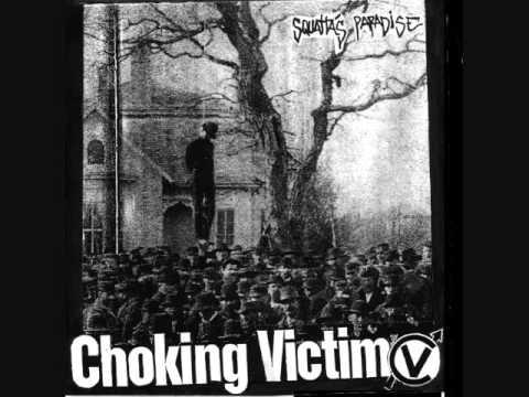 Choking Victim- Crack Rock Steady/Squattas Paradise EPs
