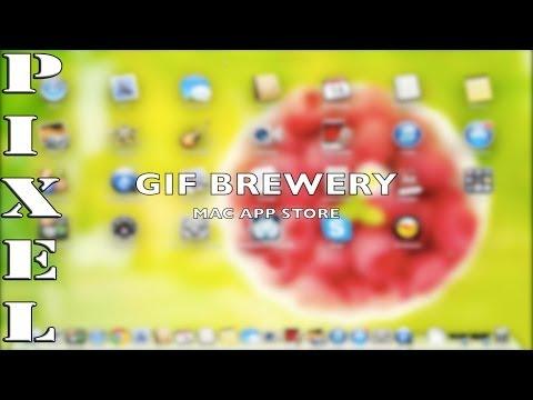 [ MAC OS ] #2 GIF BREWERY - СОЗДАНИЕ GIF АНИМАЦИИ