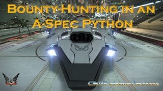 Elite: Dangerous - Bounty-Hunting in an A-Spec Python