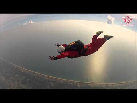 Skydiving in Melaka