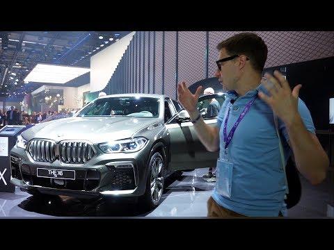 НОВЫЙ BMW X6,