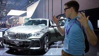 Download НОВЫЙ BMW X6, ОФИЦИАЛЬНО. Первый обзор БМВ Х6 (G06) Mp3 and Videos